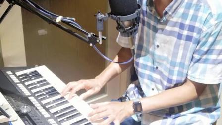 Simon Cai 钢琴弹唱《离开你》