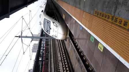 D2662次进咸阳秦都站1道