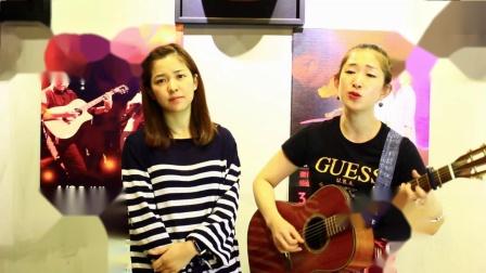 优酷牛人 咖啡猫姐妹 九月 吉他弹唱