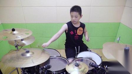 鼓唐2018国际鼓手公开赛-C020 陈品言