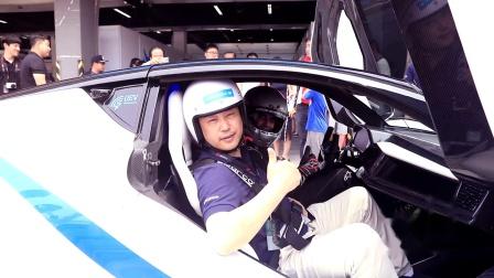 CGT-北京站 ARCFOX-7强势领跑