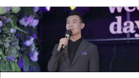 婚礼主持人杨贺宣传片