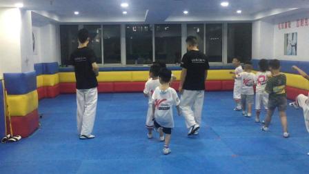20180714跆拳道课2