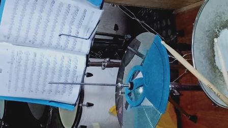 都选C----缝纫机乐队 架子鼓教学(2)结束VID20180715145617