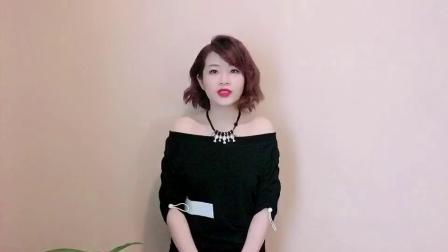 歌手香香祝福阿瑞演出事业越做越好