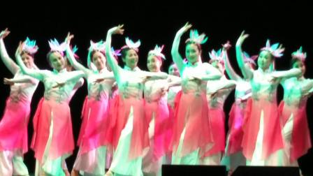 舞蹈《吟春》舞蹈提高6班