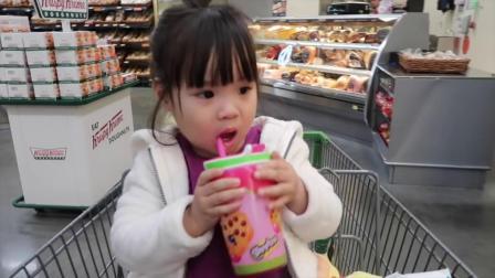 美国家庭领养的中国女孩日常 (26)