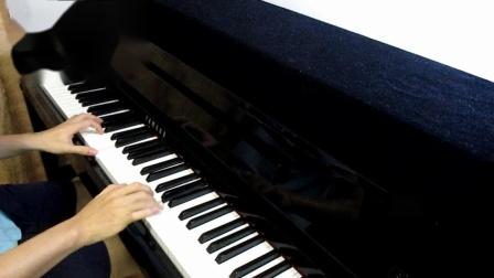 【电钢琴】River flows in you