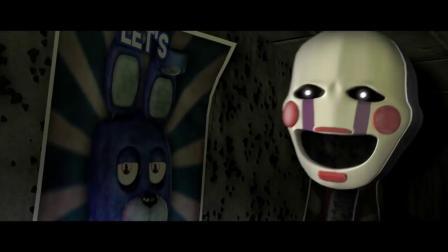 [SFM FNAF] 令人恐惧Horrified - Five Nights at Freddy's Song玩具熊的五夜后宫歌曲