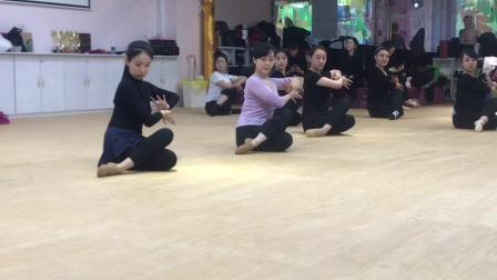 第四版新版中国舞蹈家协会第七级