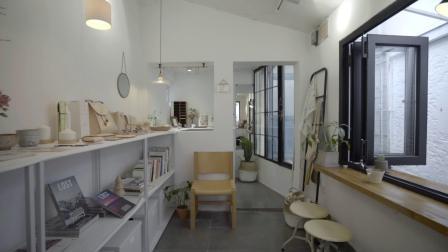 20天,4万元 ,她们在淮海路开了一家咖啡工作室
