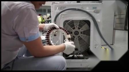 滚筒洗衣机拆解讲解全过程