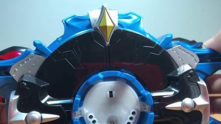 (小尊制作)罗布奥特曼变身器DX罗布陀螺仪 罗索奥特曼布鲁奥特曼