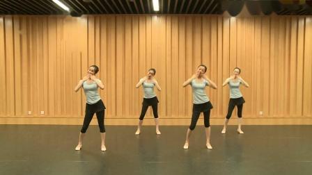 中国舞蹈家协会新版第五级视频合并