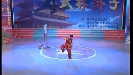 河北电视台赵占军流星锤展示