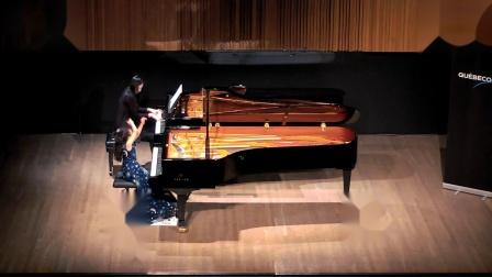 7岁Chloe获加拿大钢琴第三名