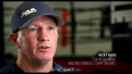 我在拳击主题纪录片:《冠军》截了一段小视频