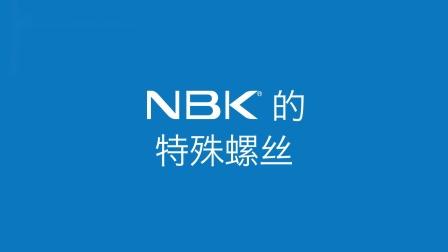 NBK的特殊螺丝 -SPECIAL SCREWS-