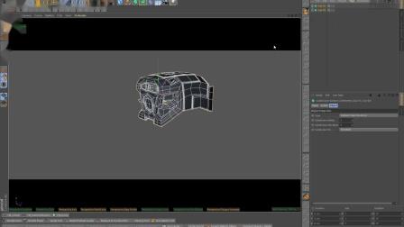 CG制作创作灯光渲染讲解1