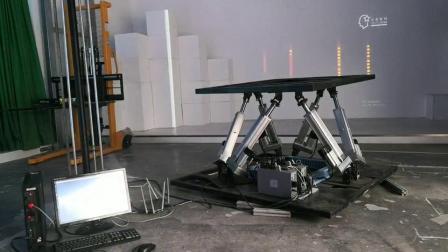 六自由度平台,出厂前48小时自动运行测试