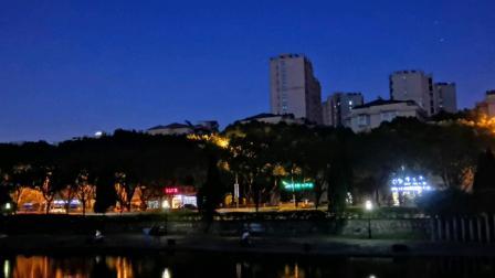 醉美北仑:预览样片2—荣耀10AIS手持超级夜景样张(小百说®自媒体 出品)