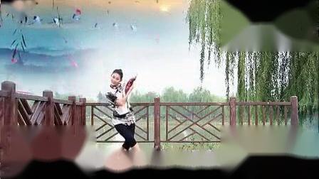 我在艺子龙广场舞 最新广场舞 旗袍美人 编舞饶子龙 附正背面教学动作分解演示_标清截了一段小视频