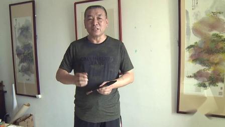 人文中国直播、采访艺术家兆晖