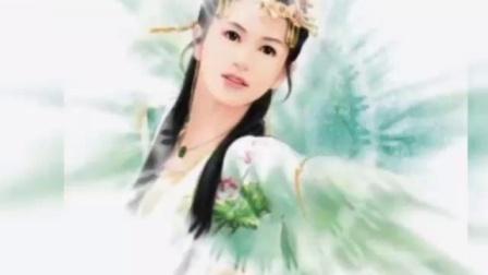 《牧羊姑娘》笛子曲,演奏者:李文林。