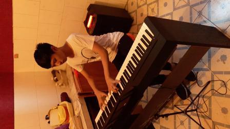 琴校自练 - 加勒比海盗