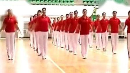 我在佳木斯快乐舞步第五套健身操 完整版[高清]$!截取了一段小视频