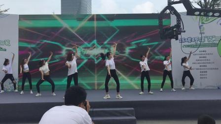 成都WILLA舞团电视台公益活动网红舞