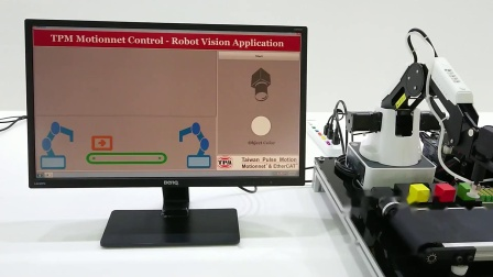 Robot with Motionnet Drivers