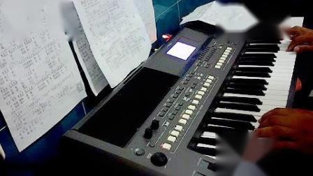 北郊 电子琴演奏