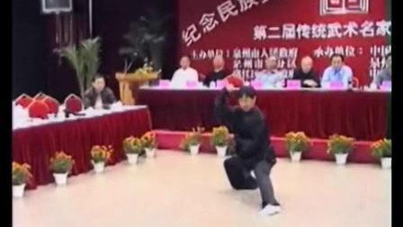 冯太富陈式洪架太极视频-1