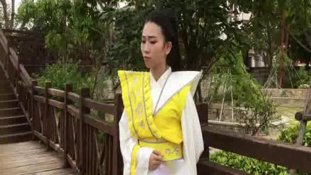 【萌竹戏苑】歌仔戏远山含笑雪飘动(自拍片段)