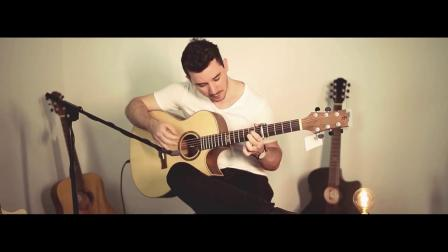 Baton Rouge吉他演奏分享The Weeknd - Starboy (Arranged by Peter Gergely)