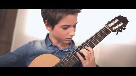 Baton Rouge吉他演奏分享Frano Zivkovic - Primertango