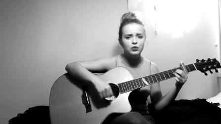 Baton Rouge吉他演奏分享Ewelina Grossman - Sam Smith - Lay me down - Cover