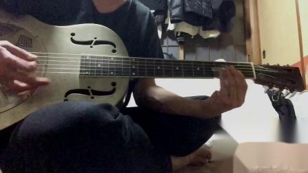 Republic Guitars丽声吉他演奏分享 republic guitars resonator duolian