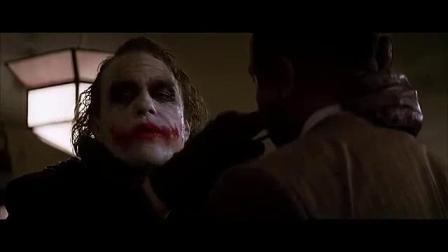 我在蝙蝠侠:黑暗骑士截了一段小视频