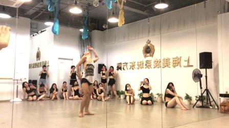 上海专业肚皮舞教学《想你的夜》贺晓明