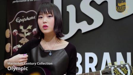 Rei × Epiphone Masterbilt Century Collection【デジマート・マガジン特集】