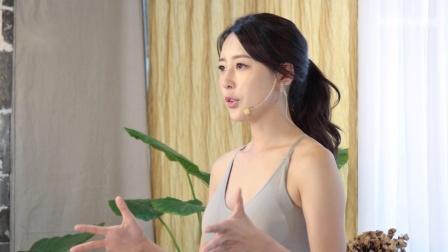 瑜伽姐姐黄雅英 光滑女团腿线条 (2)