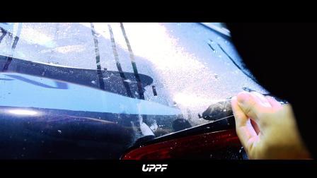 保时捷macan-UPPF隐形车衣施工