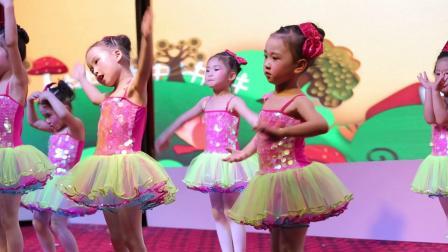 应城小伙伴单色舞蹈暑期汇报表演22---心愿便利贴