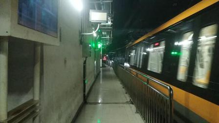 南京地铁s8号线(041042)方州广场折返(1)