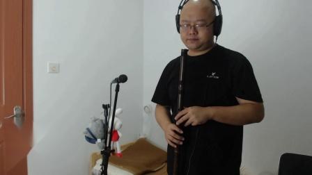 箫-经风洞箫吹奏《凤歌青天》-《仙剑4》韩菱纱主题曲
