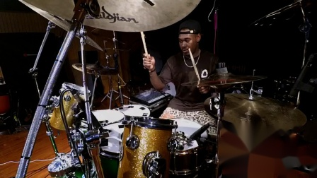 Carnival 艺术家Shariq Tucker Drum Solo