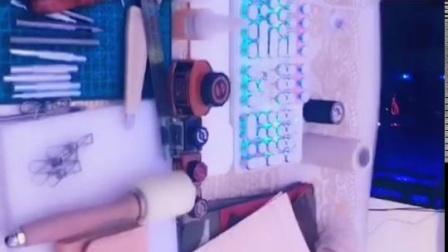 纯手工打造纯皮皮具DIY作品