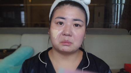 【张亚亚】铁皮计划产品的妆容分享